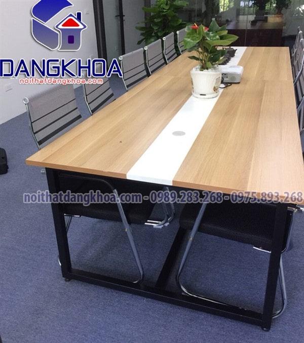 Bảng báo giá bộ bàn ghế phòng họp giá rẻ nhất Hà Nội